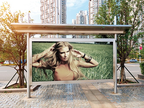 JV150 Series:Outdoor signboard